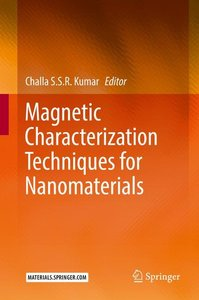 Magnetic Characterization Techniques for Nanomaterials