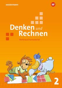 Denken und Rechnen 2. Schülerband. Verbrauch. Allgemeine Ausgabe