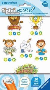 tiptoi® CREATE Sticker Botschaften