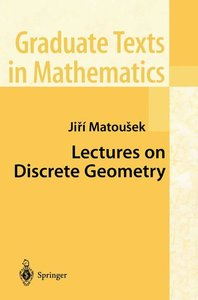 Lectures on Discrete Geometry