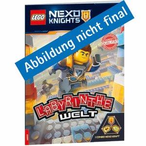 LEGO® NEXO KNIGHTS(TM). Labyrinthe-Welt