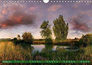 Landschaften im Altmühltal (Wandkalender 2019 DIN A4 quer)