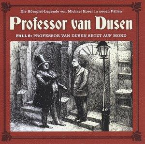 09:Professor van Dusen setzt auf Mord