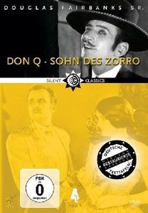 Douglas Fairbanks - Don Q - Sohn des Zorro