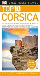 DK Eyewitness Top 10 Travel Guide Corsica