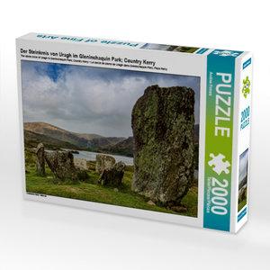 CALVENDO Puzzle Der Steinkreis von Uragh im Gleninchaquin Park;