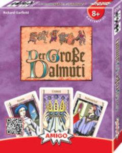 Der Große Dalmuti. Kartenspiel