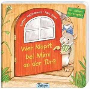 Wer klopft bei Mimi an der Tür?