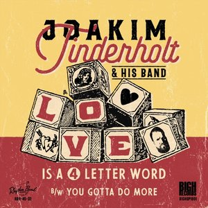 Love Is A 4 Letter Word/You Gotta Do More (Lim.)