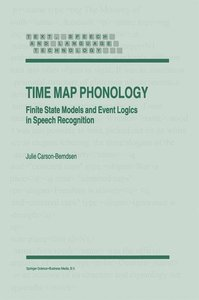 Time Map Phonology