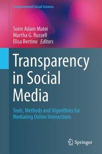 Transparency in Social Media