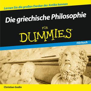 Die griechische Philosophie für Dummies, Audio-CD