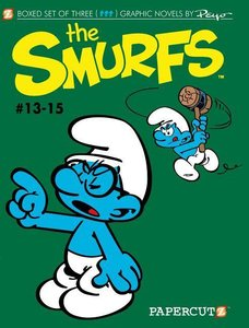 The Smurfs Graphic Novels Boxed Set #13-15: Smurf Soup/The Baby