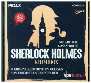 Sherlock Holmes-Krimibox