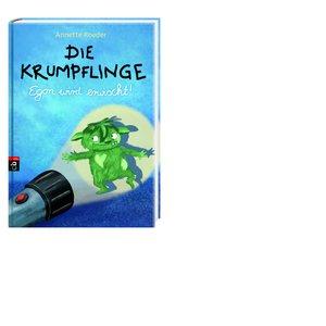 Die Krumpflinge 02 - Egon wird erwischt!