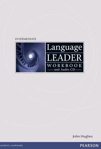 Language Leader Intermediate Workbook without key and audio cd p