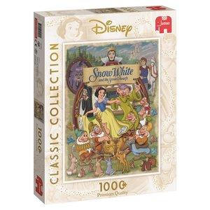 Jumbo 19490 - Disney Classic Collection Schneewittchen, 1.000 Te