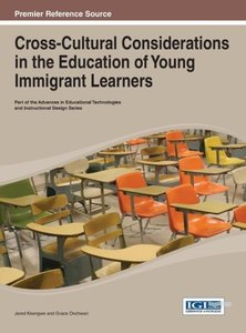 Cross-Cultural Considerations in the Education of Young Immigran