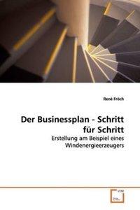 Der Businessplan - Schritt für Schritt