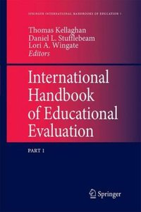 International Handbook of Educational Evaluation