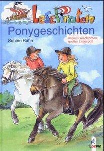Lesepiraten Ponygeschichten