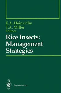 Rice Insects: Management Strategies
