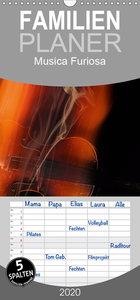 Musica Furiosa - Familienplaner hoch