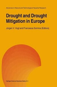 Drought and Drought Mitigation in Europe