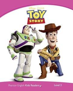 Penguin Kids Level 2. Toy Story 1