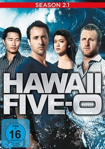 Hawaii Five-O - Season 2.1