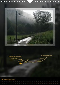 Jakobsweg - Camino Francés