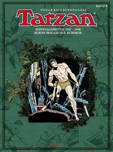 Tarzan. Sonntagsseiten / Tarzan 1947 - 1948