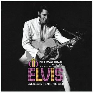 Live at the International Hotel,Las Vegas,NV Aug