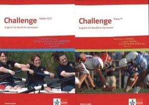 Challenge. Schülerbuch-Paket. Englisch für berufliche Gymnasien