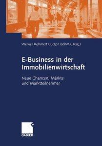 E-Business in der Immobilienwirtschaft