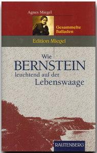 Wie Bernstein leuchtend auf der Lebenswaage