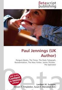 Paul Jennings (UK Author)