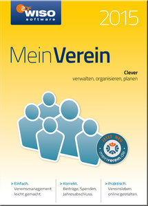 WISO Mein Verein 2015. Windows 7; Vista; XP