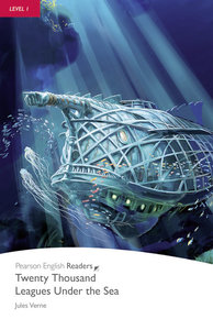 Penguin Readers Level 1 Twenty Thousand Leagues Under The Sea