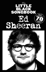 The Little Black Songbook of Ed Sheeran (Book)