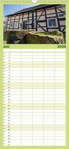 Vorsfelde 2020 - Familienplaner hoch (Wandkalender 2020 , 21 cm