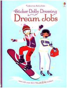 Sticker Dolly Dressing Dream Jobs