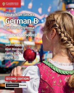 Deutsch im Einsatz Teacher\'s Resource with Cambridge Elevate