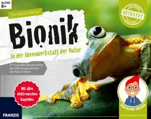 Der kleine Hacker: Bionik - Im Ideenlabor der Natur