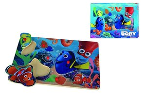 Finding Dory, Steckpuzzle