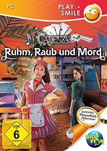 Cadenza, Ruhm, Raub und Mord, 1 CD-ROM