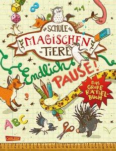 Die Schule der magischen Tiere - Endlich Pause! Das große Rätsel