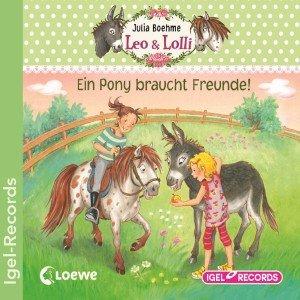 Leo & Lolli - Ein Pony braucht Freunde