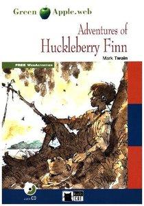 The Adventures of Huckleberry Finn. Buch + Audio-CD