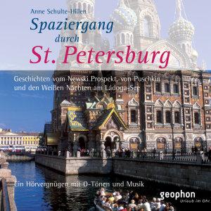 Spaziergang durch Sankt Petersburg. CD